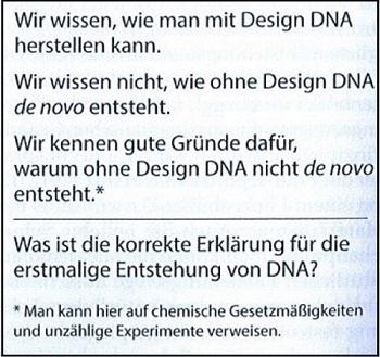 Schluss auf Design