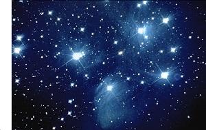 Sternbild der Plejaden